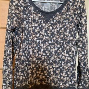 Tilly's floral sweater